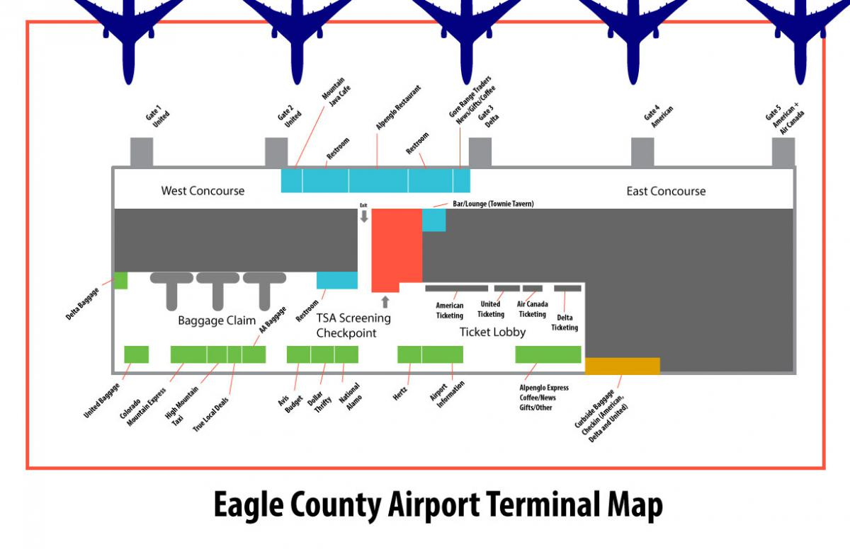Terminal-eagle-county-airport